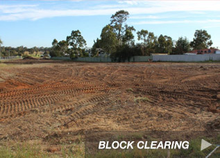 Block Clearing