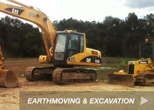 Earthmoving & Excavations